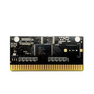 "Image 4 - Twin Cobra ארה""ב תווית Flashkit MD Electroless זהב PCB כרטיס עבור Sega Genesis Megadrive וידאו קונסולת משחקים"