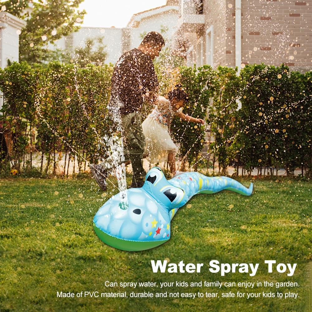Garden Backyard Water Spray Toy Summer Gift Outdoor Sprinkler Party Kids Toddler