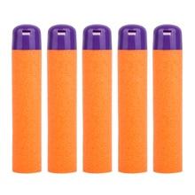 30Pcs Darts For Nerf Mega 9.5cm Sniper Darts Bullets Mega Foam Refill Darts Big Hole Head Bullets for N-Strike Mega Series