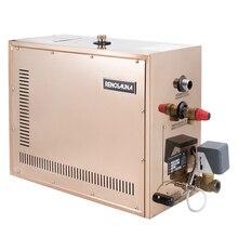 3KW 380-415V 3 фазы 50/60HZ сауна/спа-ванна с сенсорным контроллером парогенератор