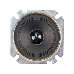 Image 5 - GHXAMP 2.5 بوصة مكبر الصوت المتكلم 6Ohm 30 واط 60 واط ورقة مخروط ثلاثة أضعاف 2 قطعة