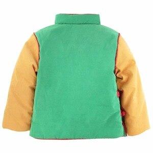 Image 3 - Baby Junge Mädchen Kostüm Winter Jacke Kleinkind Outwear Mantel Nette Halloween Party Winter Kleidung