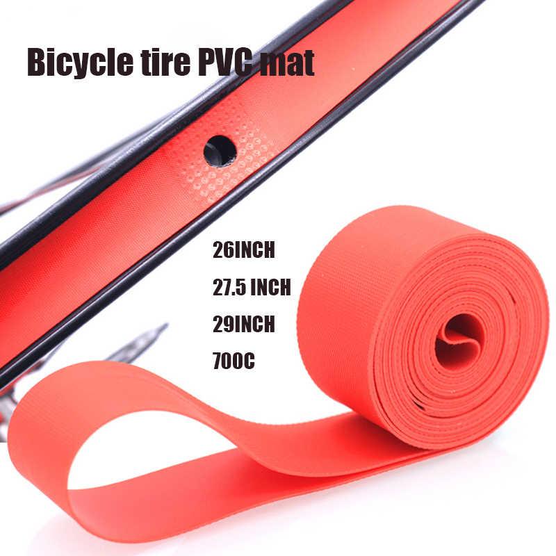2PCS MTB Racefiets Fiets Band Band Liner Band Tube Protector 18mm Breed Anti-Lek Velg Tape fietsen Accessoire