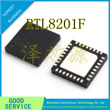 20PCS/LOT RTL8201F RTL8201F-VB-CG QFN32
