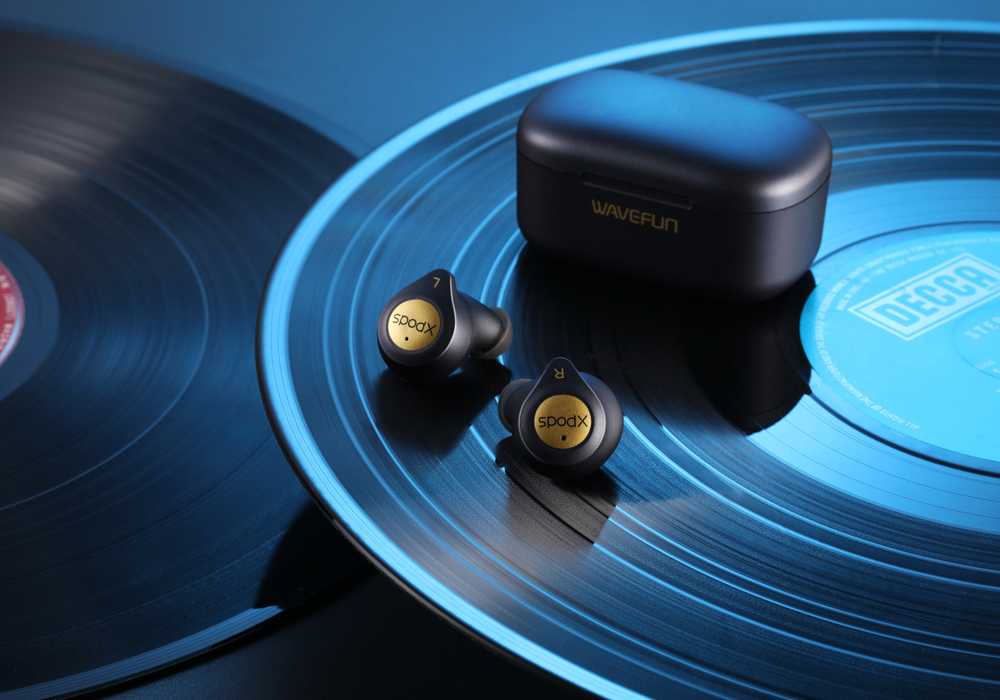 Wavefun XPods 3T Wireless Bluetooth 5.0 Earphones