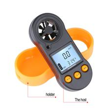 Anemometers Anemometer Lcd Digital Wind Speed Meter Portable Anemometer Sensor Wind Speed 40DC25