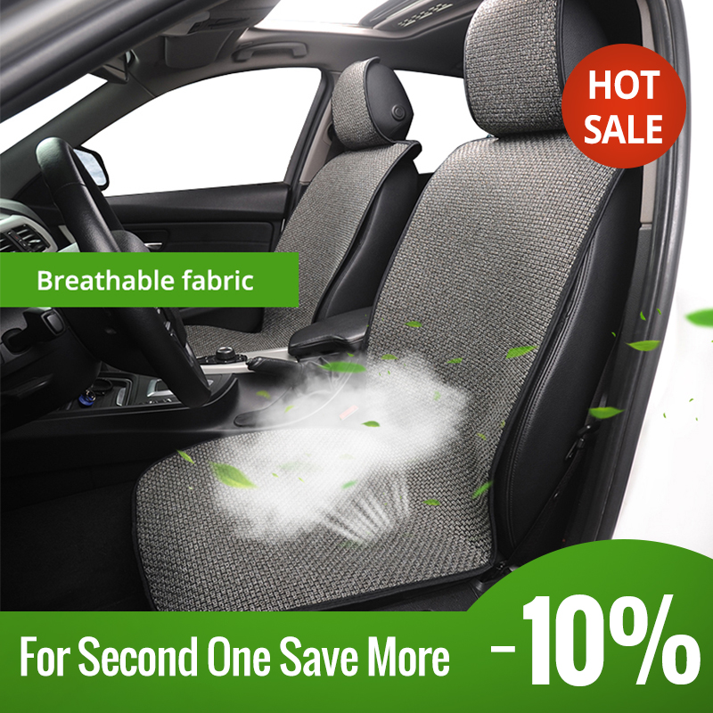 1 Breathable Mesh Car Seat Cool Car Seat In Four Seasons High Quality Luxury Car Interior Suitable For Most Car Seats Automobiles Seat Covers    - AliExpress