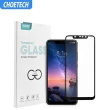 For Redmi Note 6 Pro Screen Protector 9H Tempered Glass Protective Film Cover For Xiaomi Redmi 6A Pocophone F1 Mi 8 Lite