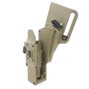 Image 2 - 전술 무기 사냥 집사. 권총 호환, 오른손 측면 사용자를위한 (xh15/xh35/X300UH B 손전등) 로 저장할 수 있습니다.