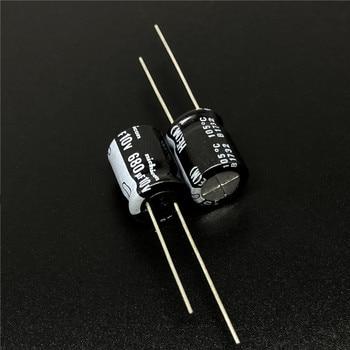 10pcs//100pcs 10V 1000UF 10V Nichicon HE 10X16mm Low Impdance Capacitor