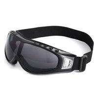 Esportes óculos de esqui da motocicleta óculos de proteção uv equitação correndo eyewear windproof bicicleta snowboard ciclismo