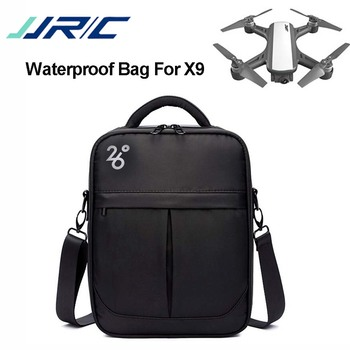 цена на JJRC X9 Bags Waterproof Shoulder Storage Bag Backpack Carrying Box Case for JJRC X9 RC Drone Quadcopter Spare Part Accessories