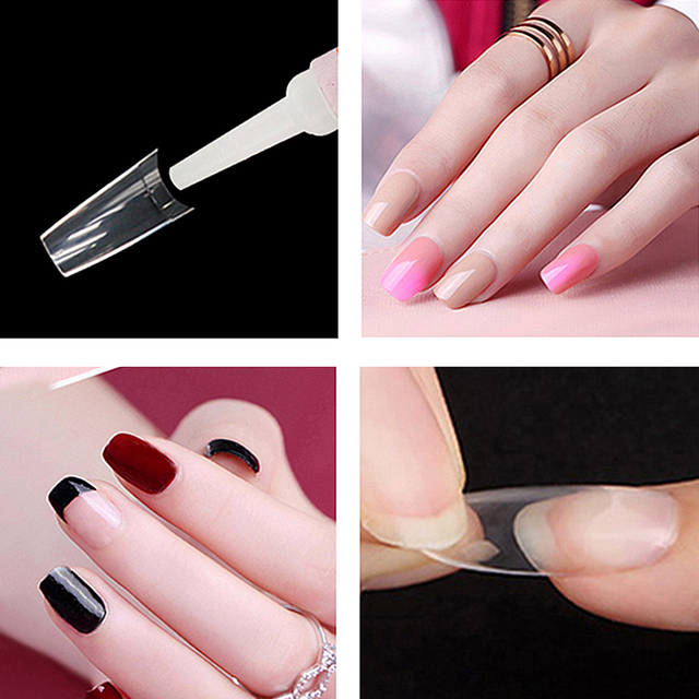 10pcs 2g Nail Glue Mini Professional Nail Adhesive Suitable for Sticky Nails Rhinestone Glue for Professional Salon or Home Use 4