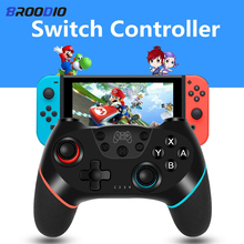 2021 bluetooth gamepad para controlador de switch nintendo switch pro console sem fio gamepad controlador de videogame usb joystick