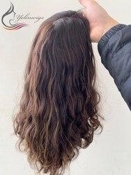 Европейские волосы Virgin волос еврейский парик Кошерные Парики Шелковый топ с машинным изготовлением утка принимаем индивидуальный заказ