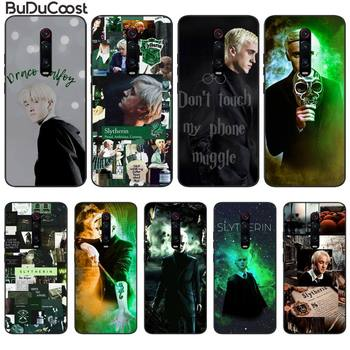 Jomy Draco Malfoy Phone Case For Redmi 7A 8A Note 7 8 9 Pro Max S 8T K20 9T A3 image