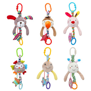 Baby Toys Cute Animal Rattles