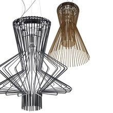 Современные подвесные светильники в скандинавском стиле виде