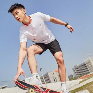 Image 2 - Youpin Men Sports Shorts Cold skin Breathable comfort Silky short pants Fitness Running sweatpants