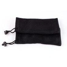 Быстро раскупаемый 1 шт. пылезащитные очки Чехол Водонепроницаемый из клетчатой ткани солнечные очки с сеткой, сумка для очков, мешочек разн...