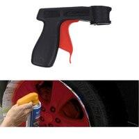 Spray de pintura automotiva  ferramenta profissional para pintura em spray  aerosol  cabo adaptador  pega completa  gatilho  airbrush  pintura em automóveis
