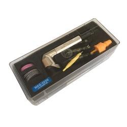 Warsztat szlifierka pneumatyczna przycinanie akcesoria metalowe pióro typ 90 stopni kąt przenośna wysoka konfiguracja Mini Home trwała polerka|Narzędzia pneumatyczne|Narzędzia -