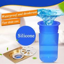 Кухонный фильтр силиконовый канализационный сливной клапан труба