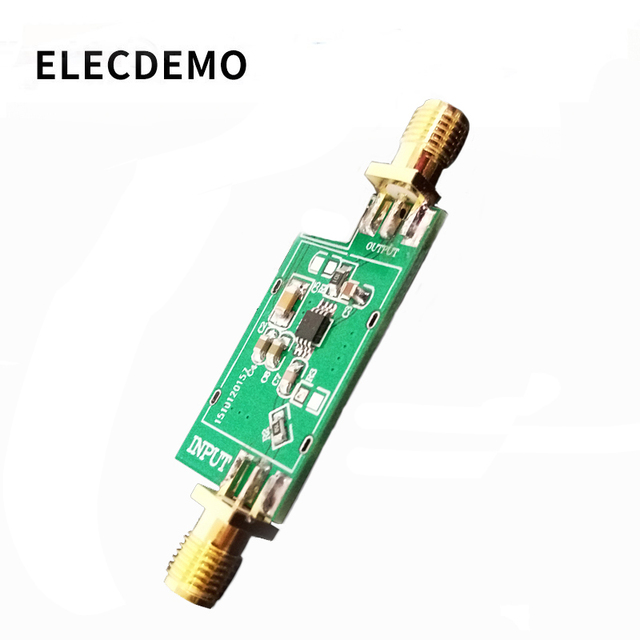 AD8361 Module Mean Response Amplitude Modulation RF Power Detector Low Frequency to 2.5GHz Power Meter