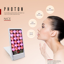 Factory direct sale mini LED face whitening device for home use skin care