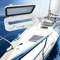 Судовые прямоугольные портовые отверстия/оконные иллюминаторы для яхты 4 мм из закаленного стекла антикоррозионные аксессуары для лодки