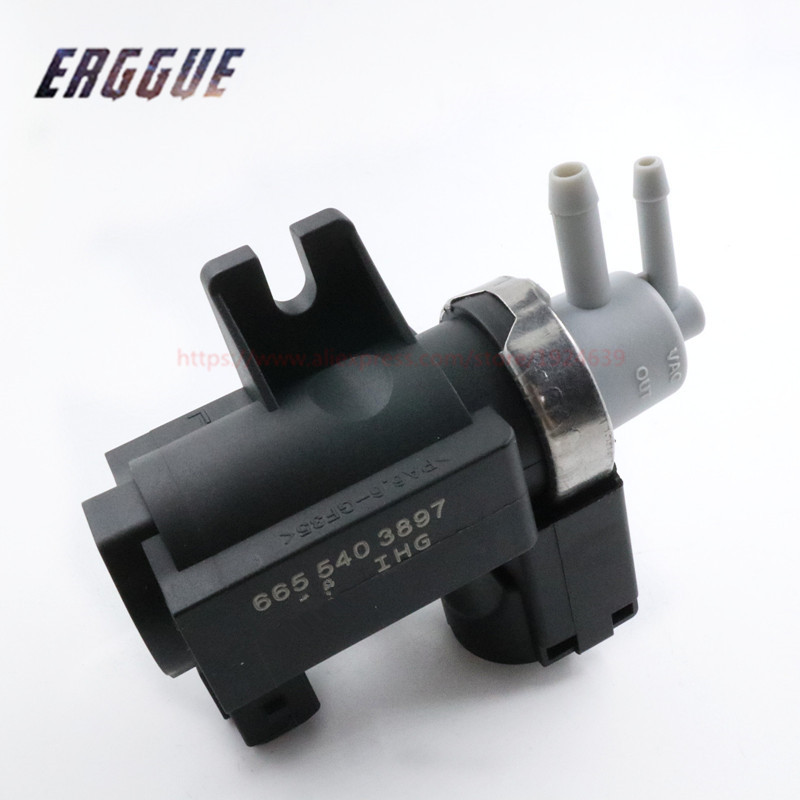Turbocharged Solenoid Valve Vacuum Modulator 6655403897 6655403797 For Ssangyong D20 D27 Kyron Rodius Stavic For Rexton Actyon
