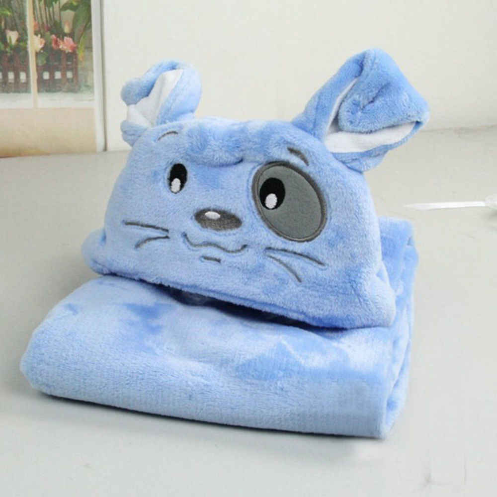 100cm śliczne w kształcie niedźwiedzia dziecko szlafrok z kapturem miękkie niemowlę ręcznik dla noworodka żyrafa ręcznik ręcznik kąpielowy dla dzieci Cartoon Patter ręcznik