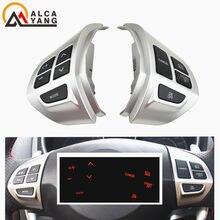 Bouton de commutateur de régulateur de vitesse, bouton de volant multifonctionnel commutateur de régulateur de vitesse pour Mitsubishi Outlander ASX 2007-2012