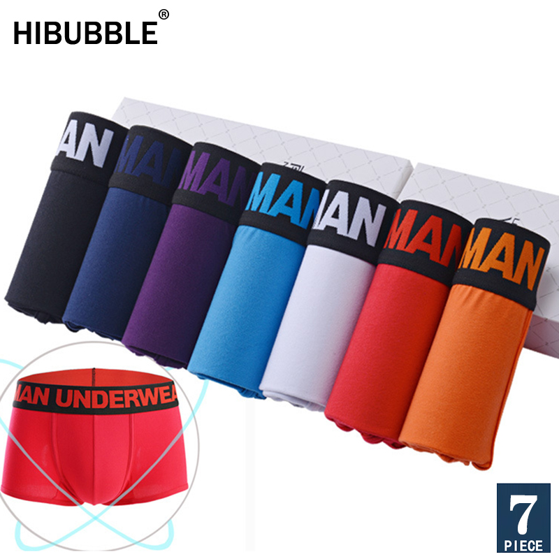 5/7 Pcs Hot Men Boxer Sexy Gay Underwear Shorts Transparents Male Pants Boxershorts Hombre Cueca Tanga Quick Dry Boxer New