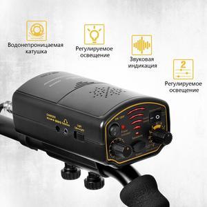 Image 3 - Détecteur de métaux souterrains, appareil étanche, Scanner AR944M, chercheur dor et de trésors, 1200ma, recherche de batterie li