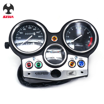 Motorcycle Speed Meter Speedometer Odometer Tachometer Gauges For HONDA CB1000 CB 1000 1994 1995 1996 1997 1998 180version image