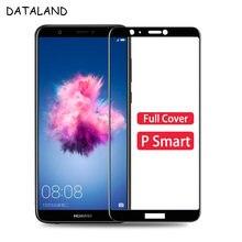 Закаленное стекло для huawei p smart полное закаленное Защита