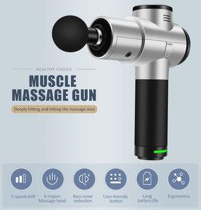 Image 1 - עיסוי אקדח, כף יד עמוק רקמות להקלה על כאב, כלי הקשה עיסוי מכשיר עם מתכוונן מהירות רטט רמות