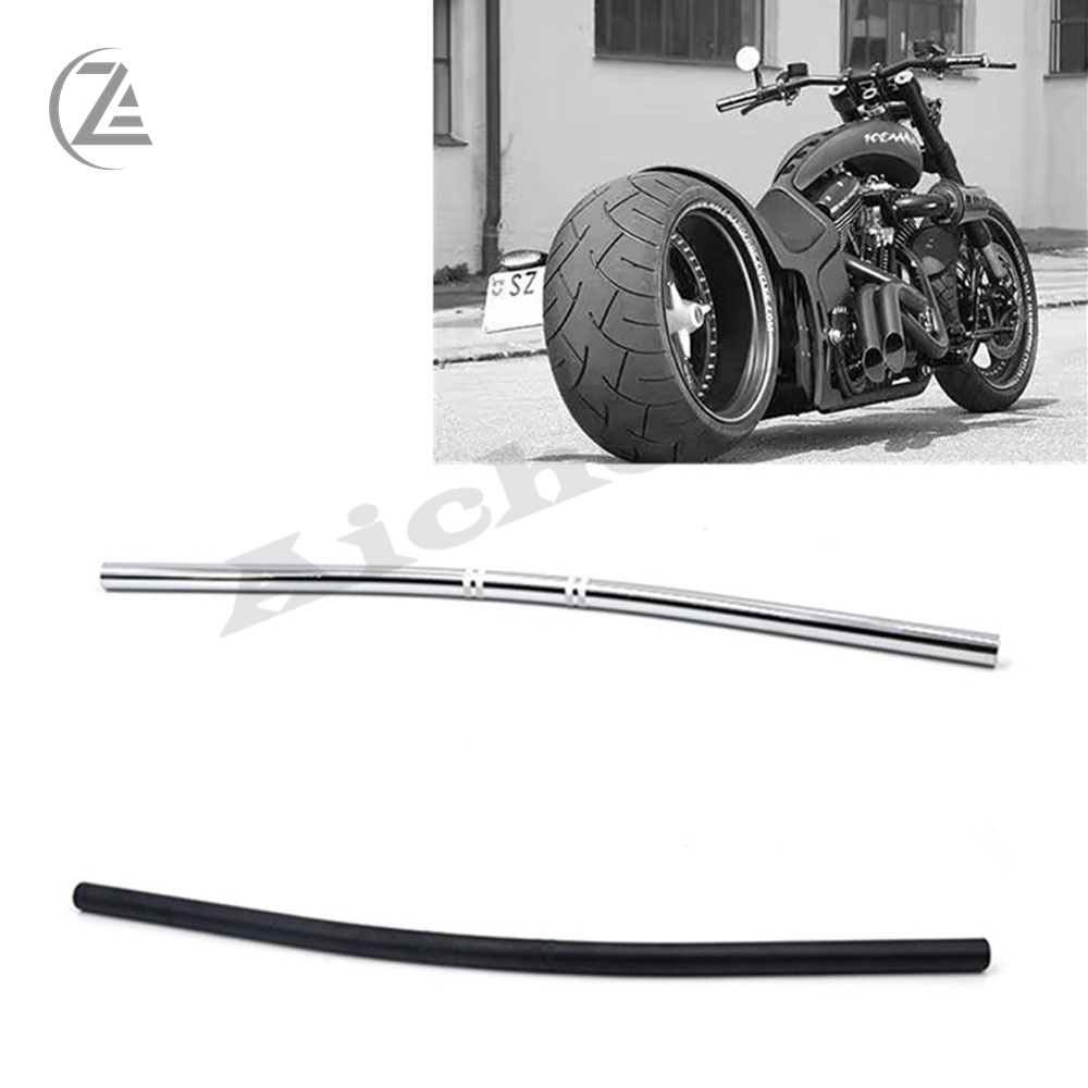 ACZ 7 8inch 22mm Motorcycle Handlebar Straight Motorbike Handle bar For Harley Honda CG125 Suzuki Chopper Bobber Cruiser Cafe Racer