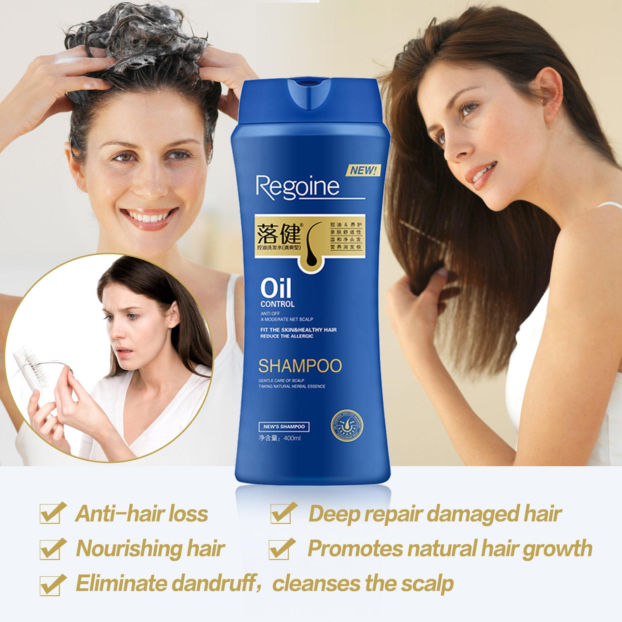 Anti Hair Loss Shampoo Promotes Hair Growth Oil Control Deep Cleansing  Nourishing Scalp and Hair Root Shampoo 9ml