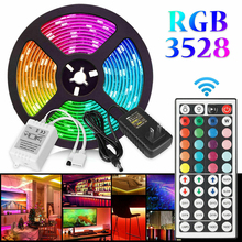 16FT 300 LED Strip Light Tape 12V LED
