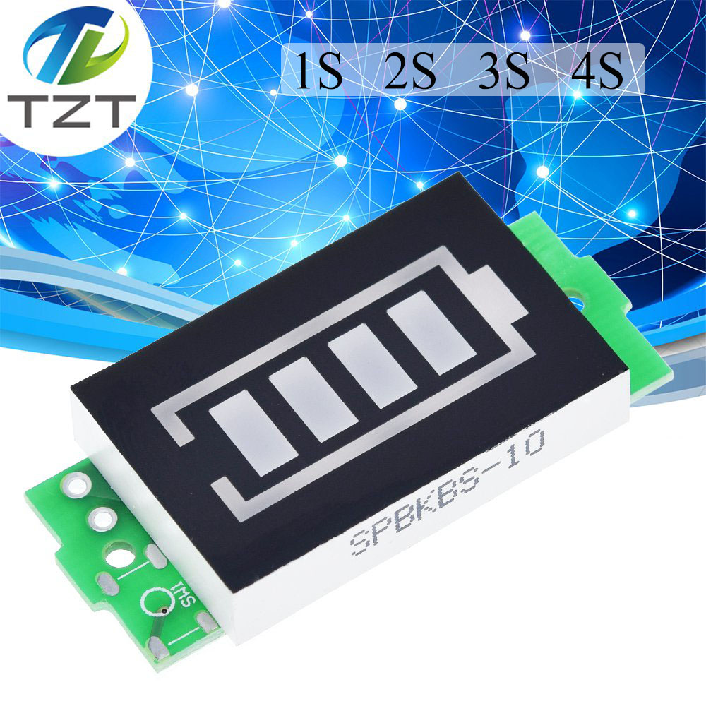 Worldwide delivery 1s battery capacity indicator in NaBaRa