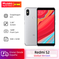 Global Version Xiaomi Redmi S2 3GB 32GB Snapdragon 625 5.99 18:9 Full Screen Android 8.1 16MP Front Camera MIUI 9 Smartphone CE
