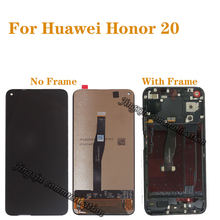 Оригинальный ЖК дисплей для huawei honor 20 сенсорный экран