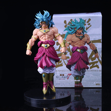 22cm Anime Dragon Ball Z Figure Broli Figurine Super Saiyan Figur Broly Action Figures PVC Collection Decoration Model Toys Gift 22cm seven deadly sins jealousy style bikini leviathan sexy anime action figure pvc new collection figures toys doll model gift