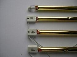 Infrared Heater Lamp 380V 750W R7S Heating Tube Ruby IR