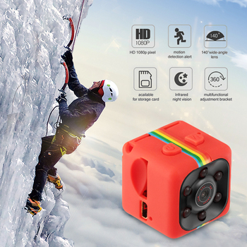 Sq11 Mini kamera kamera czujnik noktowizor kamera rejestrator ruchu DVR mikro kamera Sport DV wideo mała kamera kamera SQ 11 tanie i dobre opinie centechia 1280x960 CN (pochodzenie) Camera 2 mega CMOS Dropshipping Fast Shipping