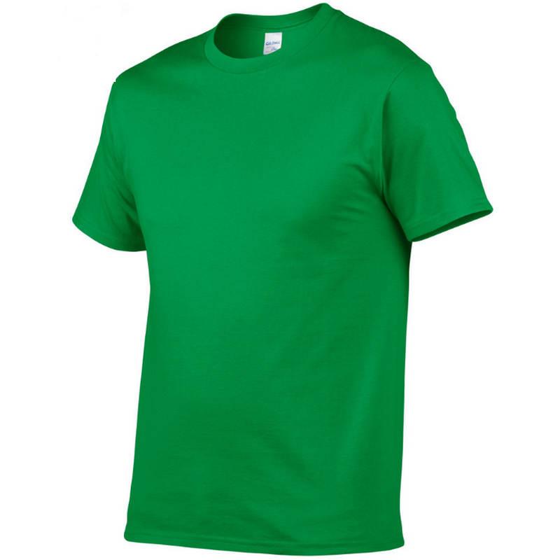 2020 Summer Men's T-shirt Casual Fashion Letter Printing Short Sleeve T-shirt Men's Trend Casual Slim Hip Hop Top