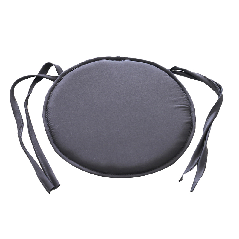 Seat Cushion Round Shaped Decorative Pillows For Chair Office Seat Cotton Throw Pillow Top Quality Almofada 36*36cm1PC