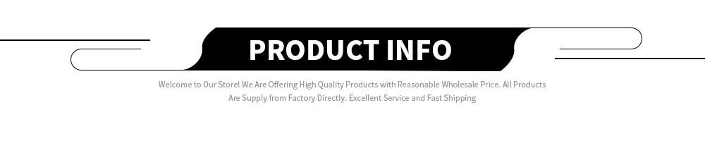 01 产品信息